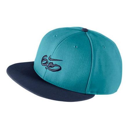 NIKE 6.0 HAT BASIC LOGO mineral blue