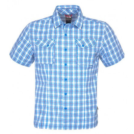 The North Face Mandraka Shirt drummer blue plaid