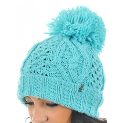 Bonnet Fox Legendary Pom ice