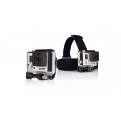 Gopro fixation frontale +...