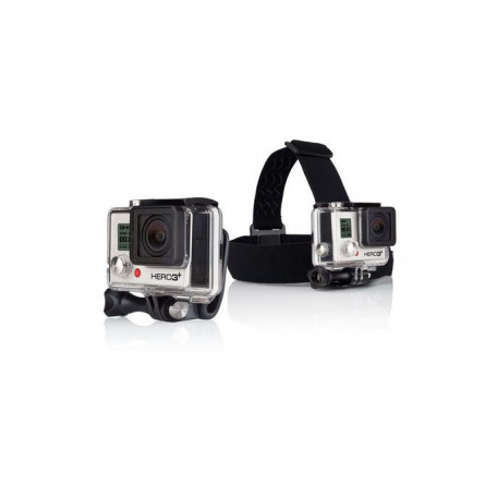 Gopro fixation frontale + quickclip