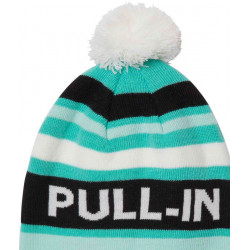 Pull in bonnet Stripegreen
