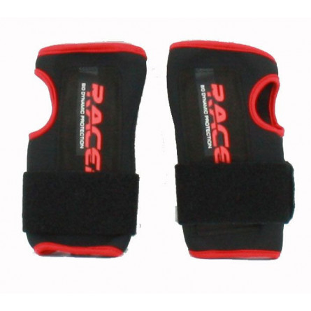 Racer Protection poignets black / red