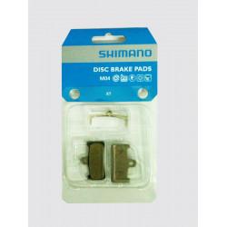 plaquettes SHIMANO XT