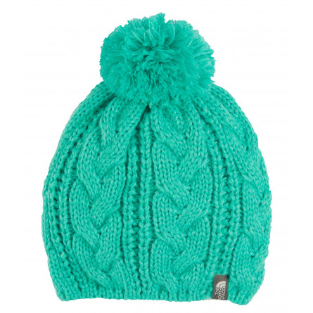 The North Face Bigsby bonnet retro green