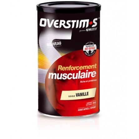 OVERSTIM'S renforcement musculaire
