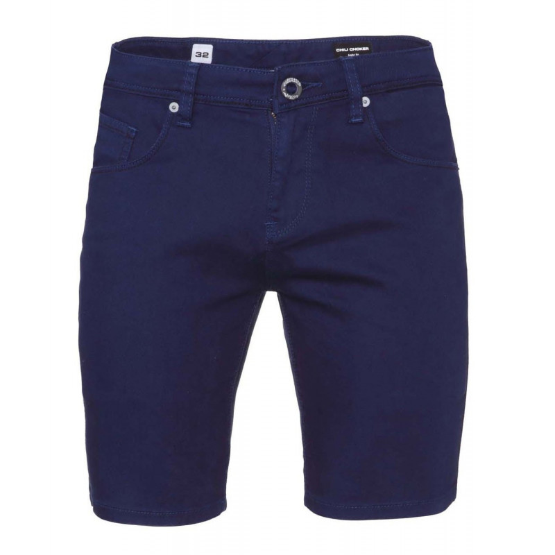 Short Volcom Chili Chocker Colored matured blue junior