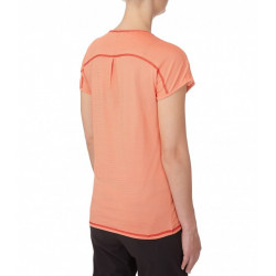 T-shirt The North Face W Dayspring orange