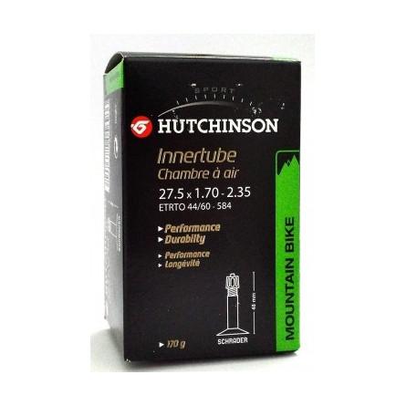 Hutchinson chambre 27.5 x 1.70-2.35 AV Schrader