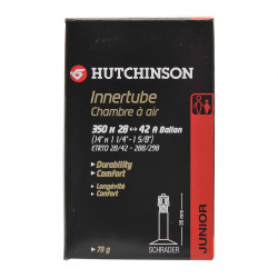 Hutchinson chambre 350 x 28-48 VS Schrader