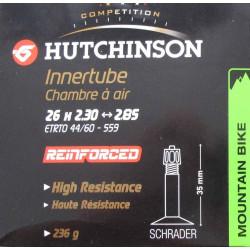 Hutchinson chambre 26 x 2.3-2.85 VS Schrader reinforced