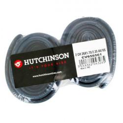 Hutchinson chambre 26 x 1.7-2.35 AV Schrader lot de 2