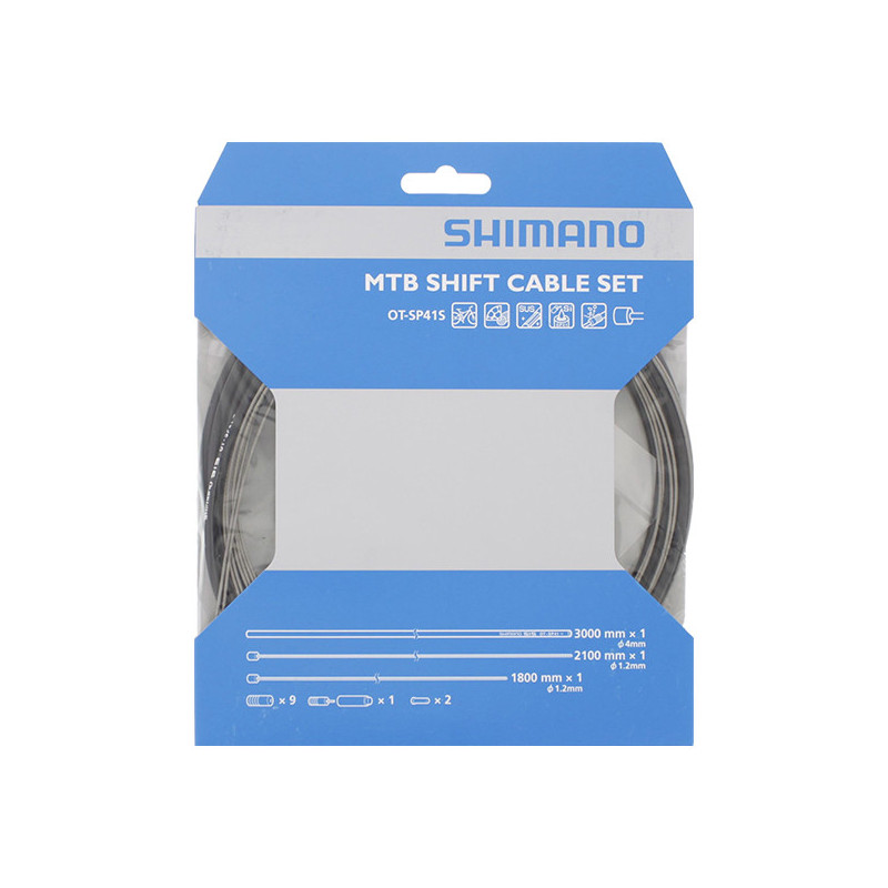 cable et gaine shimano SP41S