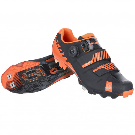 Chaussures Scott MTB Premium black / neon orange