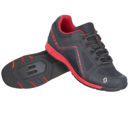 Chaussures Scott Metrix Lady black / red