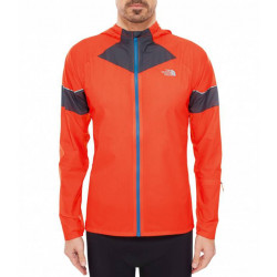 Veste The North Face Storm Stow acrylic orange