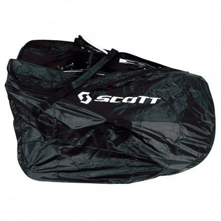 Sac de transport scott velo sleeve black sac vtt sac d for Housse vtt transport