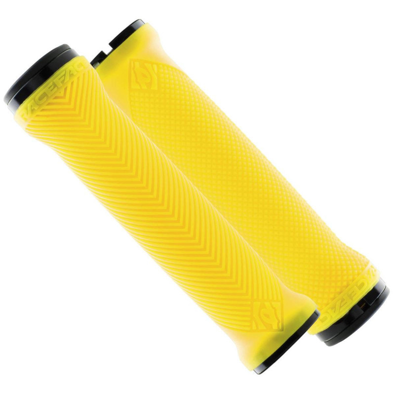 Grips RaceFace Half Nelson Lock-on yellow