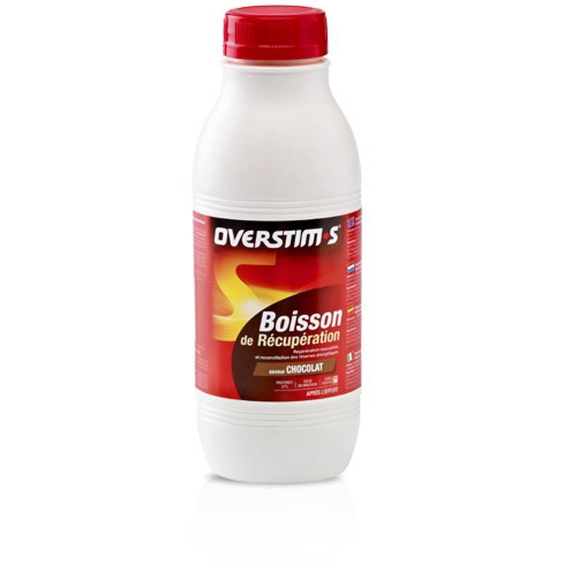 OVERSTIM'S Boisson Récupération bouteille
