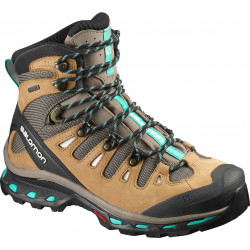 Salomon Quest 4D 2 GTX W shrew / teal blue