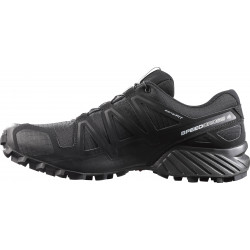Salomon Speedcross 4 black / black metallic