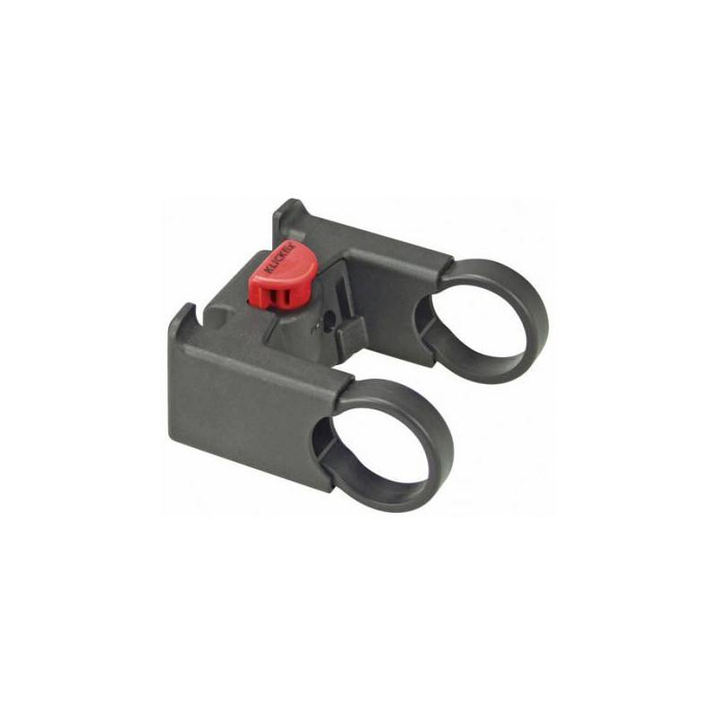 Adaptateur guidon oversize Klickfix, 31.8mm