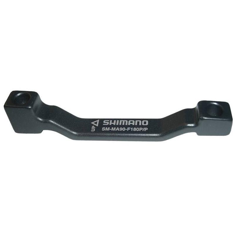 Adaptateur Shimano avant frein/fourche PM 180 mm