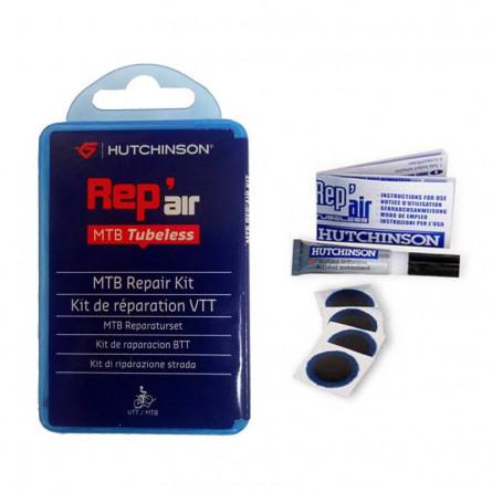 Kit de réparation VTT Hutchinson Rep'air MTB Tubeless