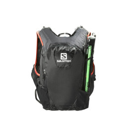 Salomon Skin Pro 15 Set black / bright red