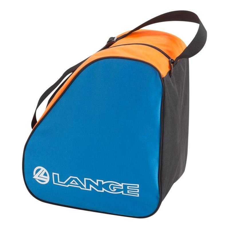 Housse à ski Lange Basic Boot Bag Orange