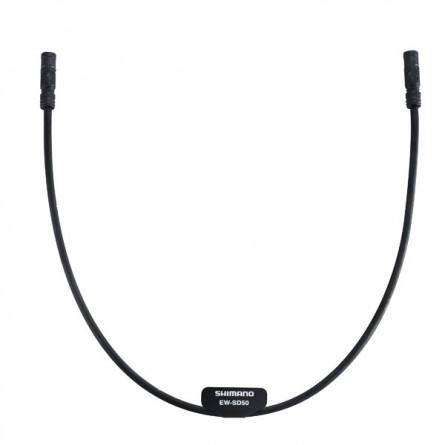 Cable Electrique 600mm Noir EW-SD50 E-Tube Pour DI2
