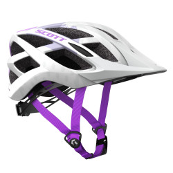 Casque Scott Spunto Contessa White/Purple