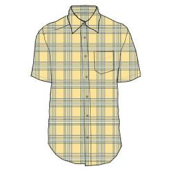 VOLCOM SHIRT WHY FACTOR PLAID