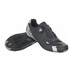 Chaussures Scott Road Comp black gloss / red