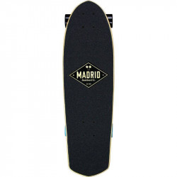 "Madrid Skateboard Picket 28"" Slant Blue"