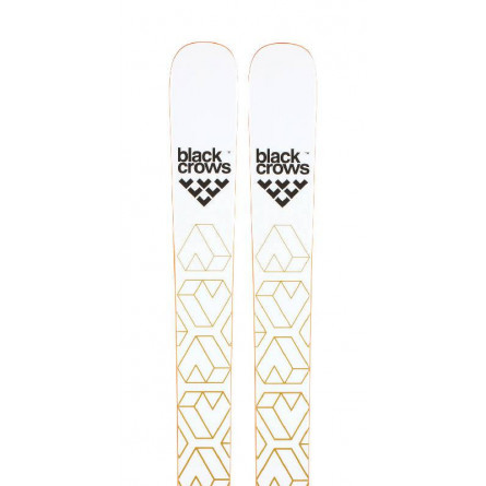 Skis Femme Black Crows Daemon Birdie spatules