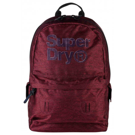 Sac à dos Superdry blast montana red black