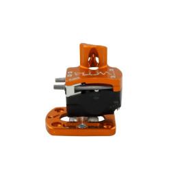 PLUM Guide M Orange arrière