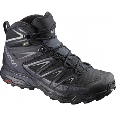 Salomon X Ultra 3 Mid GTX black / india ink / monument