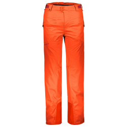 Pantalon Scott Ultimate Dryo 10 maroccan red