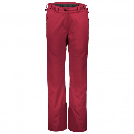 Pantalon Scott Ultimate DRX femme mahogany red