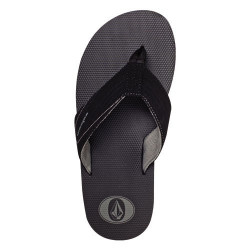 Tongs Volcom Vocation Black