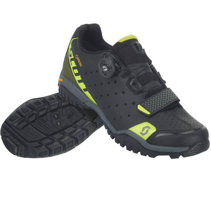 SCOTT Sport Trail Evo GTX black / yellow
