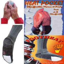 Chaufferettes Heat Pocket...
