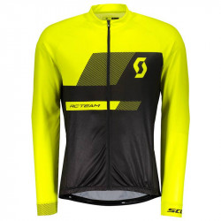 Maillot SCOTT RC Team 10 s/sl Black/Yellow