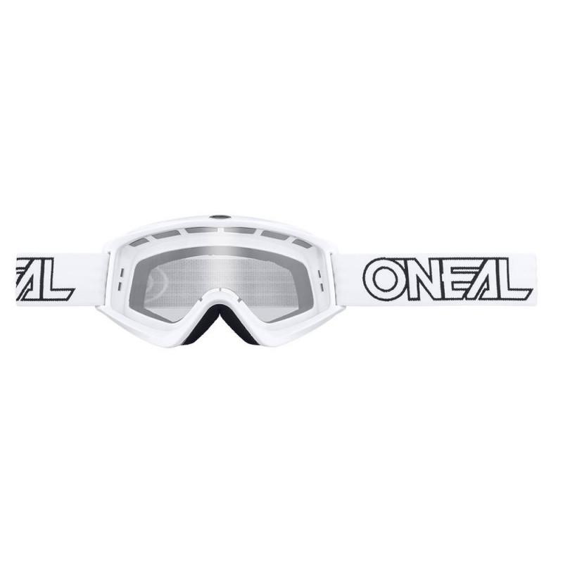 Oneal B-Zero Goggle Blanc
