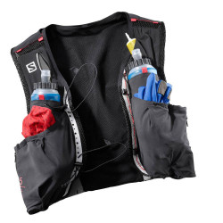 Salomon S-Lab Sense Ultra 5 Set black / red