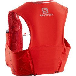 Salomon S-Lab Sense Ultra 5 Set racing red