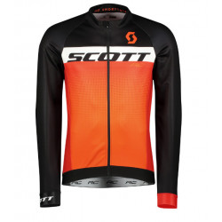SCOTT RC AS WP L/SL Black / Red