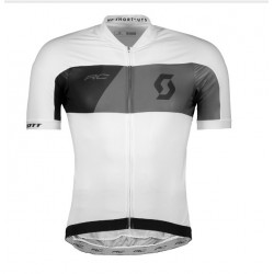 Maillot Scott RC Premium s/sl white/black